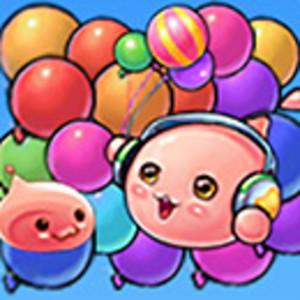 咕噜爱气球
